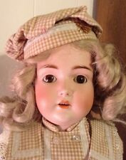 Antique German Doll 27 Inches Tall Kestner 171