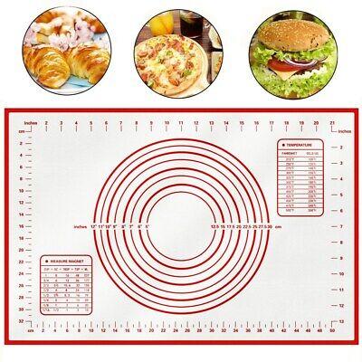 Rollmatte Tortenplatte Backunterlage Backmatte Teigmatte De Customers First Baking Accs. & Cake Decorating Silikon L 60x40cm