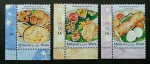 SJ-Malaysia-Indian-Festival-Food-2017-Cuisine-Delight-stamp-plate-MNH