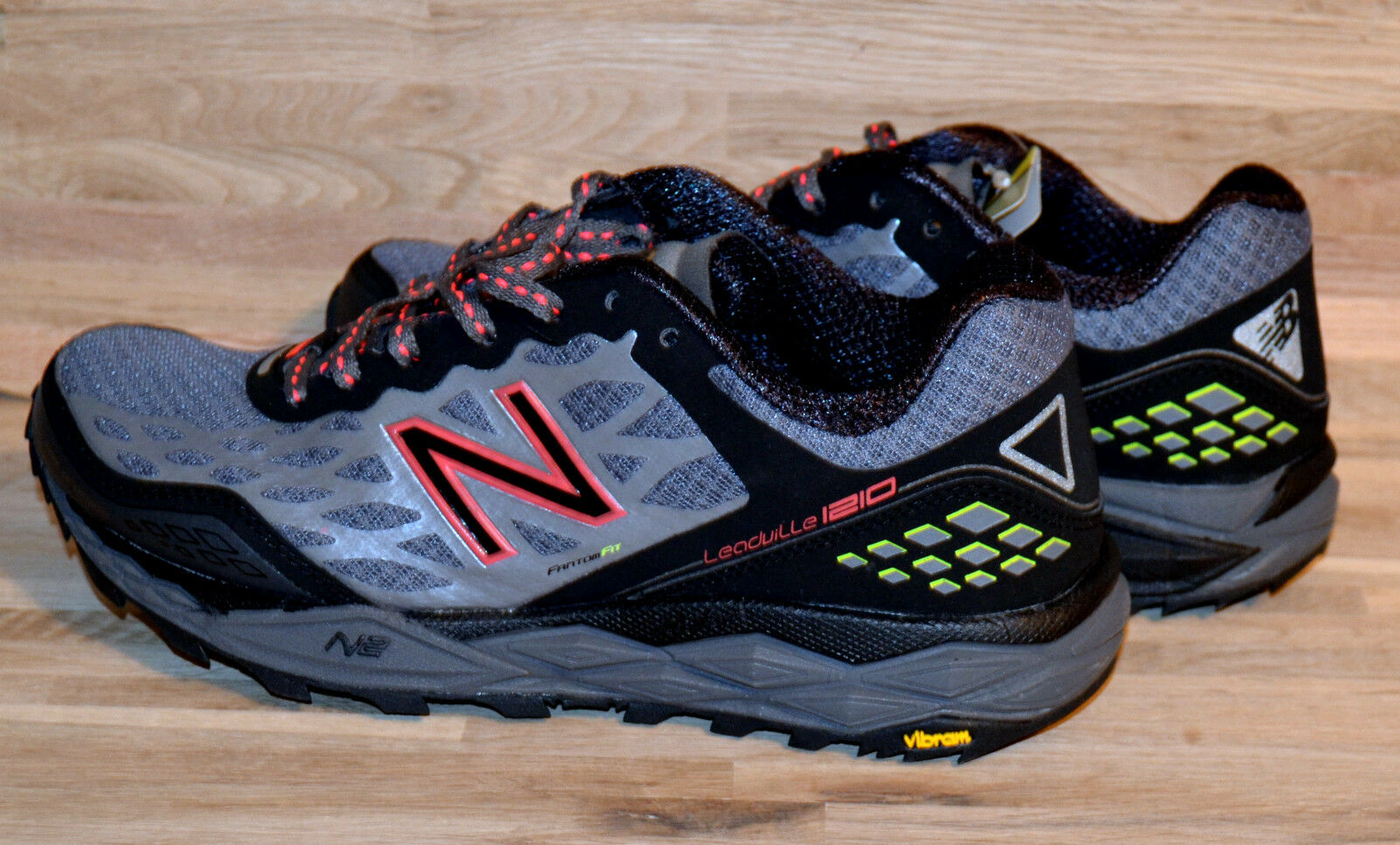 Authentic Para Mujer New Balance Balance Balance wt1210 Bk Leadville Trail Running zapatos MSRP  124 5955ce