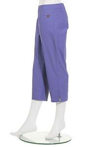LauRie Women/'s White Emma Capri Trouser rrp £65.00 SALE SAVE 50/%