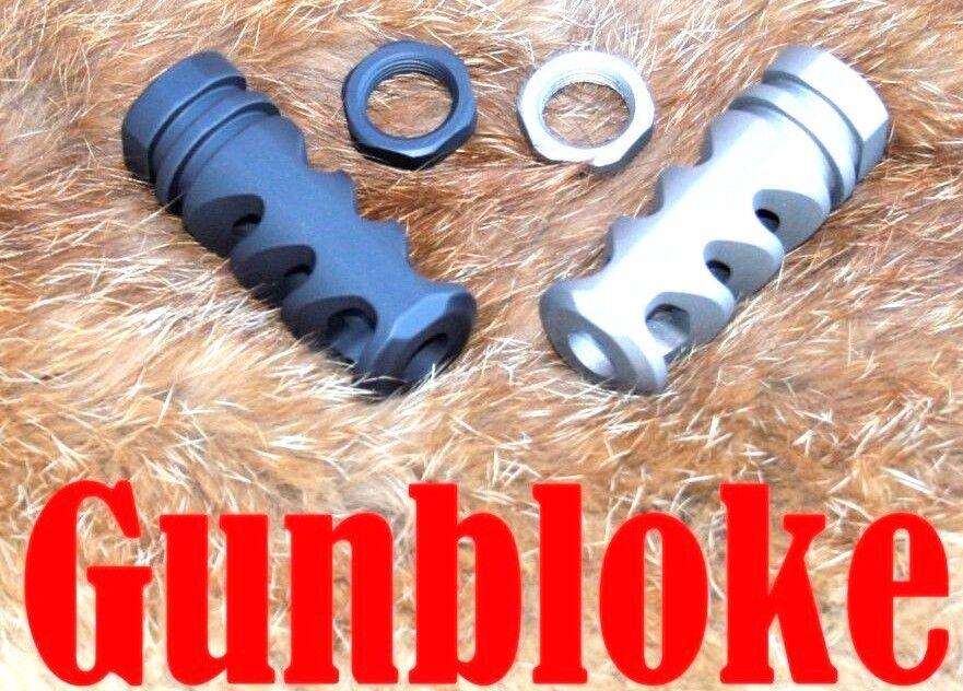 SAKO TRG 22/42  muzzle brake compensator TRIPLE-TAC2 18x1mm - FREE FREE - HARDCASE 91822e