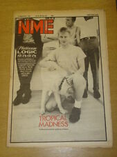 NME 1981 SEP 5 CABARET VOLTAIRE RIP RIG AND PANIC LUDUS