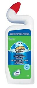 Scrubbing Bubbles 750mL Thick Liquid Toilet Bowl Cleaner