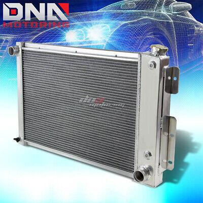 3Row For 67-69 CHEVY CAMARO// Pontiac FIREBIRD T//A 5.3L-5.7L V8 ALUMINUM RADIATOR