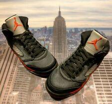 ff34b0df845521 item 7 Nike Jordan V 5 Retro Satin Black Red PS PreSchool Size 11.5c Air  440889 006 New -Nike Jordan V 5 Retro Satin Black Red PS PreSchool Size  11.5c Air ...