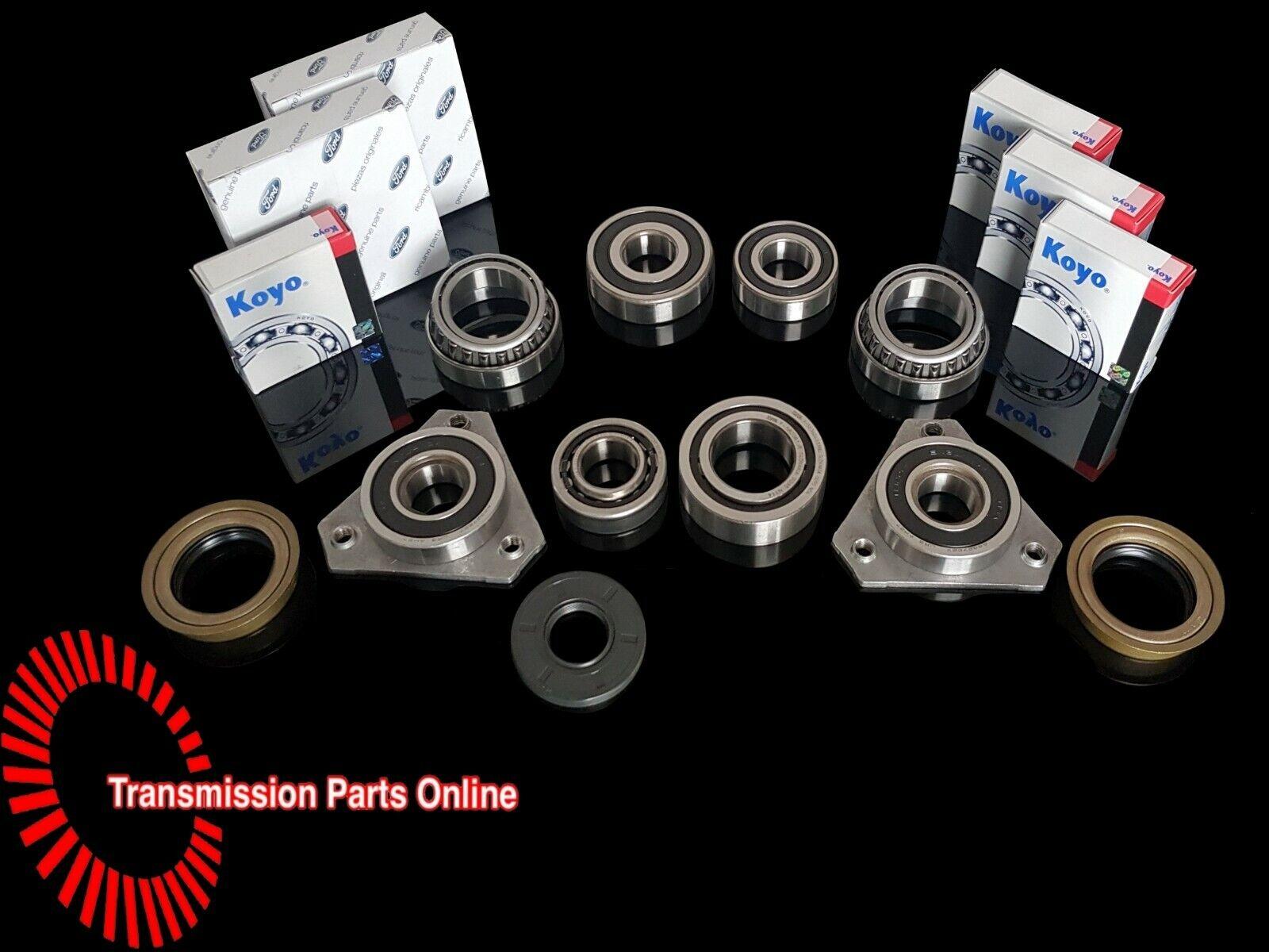 Opel Combo D 2011/> 6 Gang Getriebe Original Lager /& Dichtring Reparatursatz