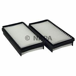 Cabin Air Filter-Hybrid ELECTRIC//GAS NAPA//PROSELECT FILTERS-SFI 224816