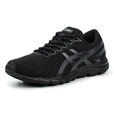 Asics Mens GEL ZARACA 5 Running Shoes Trainers Black T6G3N 9095 | eBay