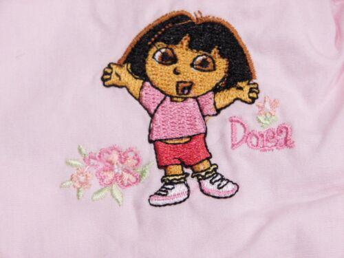 Dora the Explorer 3 Piece Jacket Shirt /& Skort Outfit ~ 2 Colors ~ CLOSEOUT