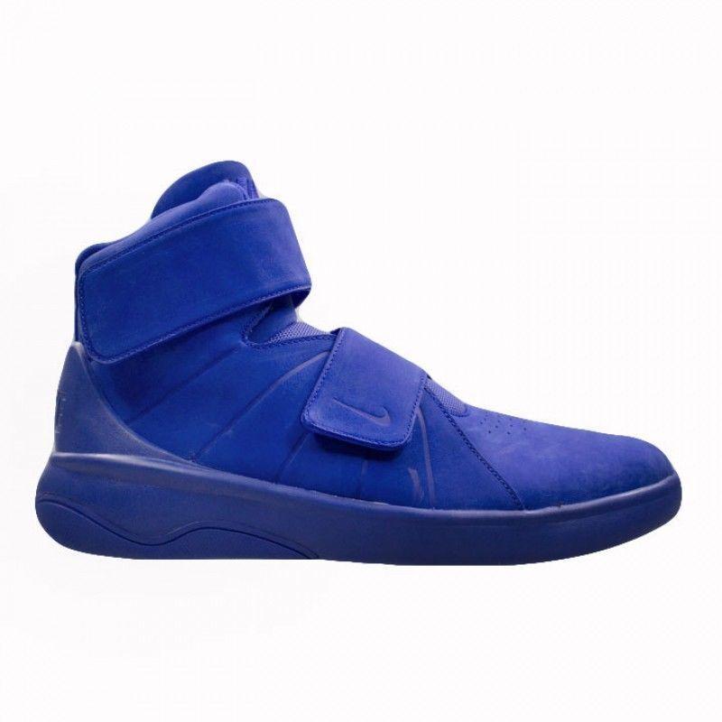 Nike Marxman Premium Shoes Racer Blue New 832766 400 New Blue Men's 458f5e
