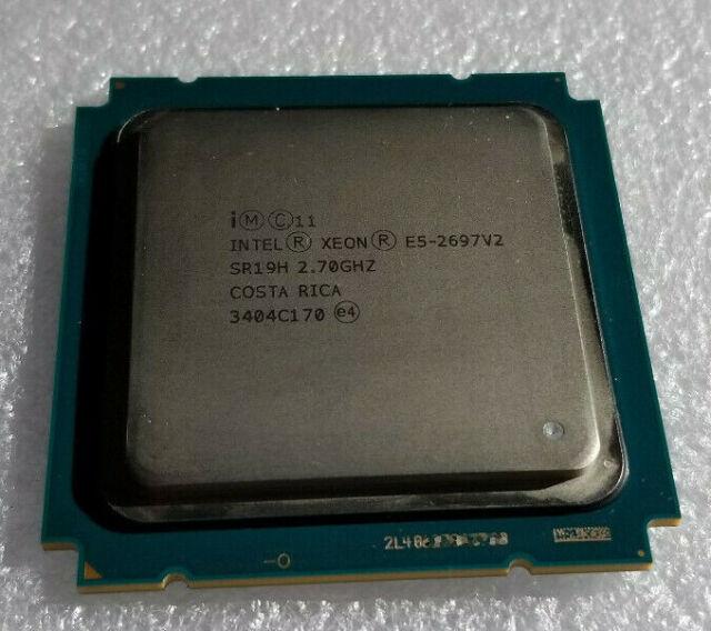 *TESTED* Intel SR0KH Xeon E5-2680 2.7 Ghz Socket 2011 CPU