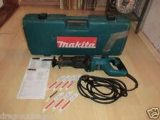 Makita JR3050T Säbelsäge Reciprosäge im Koffer mit Sägeblättern, 2J. Garantie