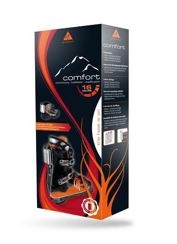 Alpenheat Comfort STANDARD Schuh heizung AH1 Bootheater
