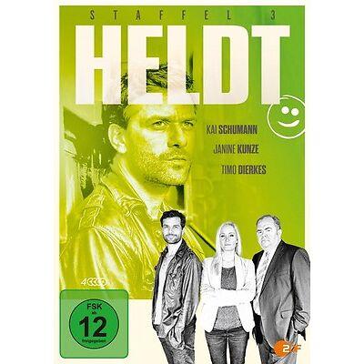 Heldt - Staffel 3 * NEU OVP * 4 DVDs