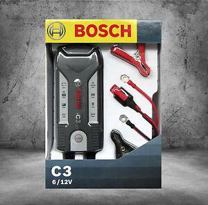 Bosch-018999903M-C3-Batterie-Ladegeraet-und-Erhaltungsgeraet-6-12V