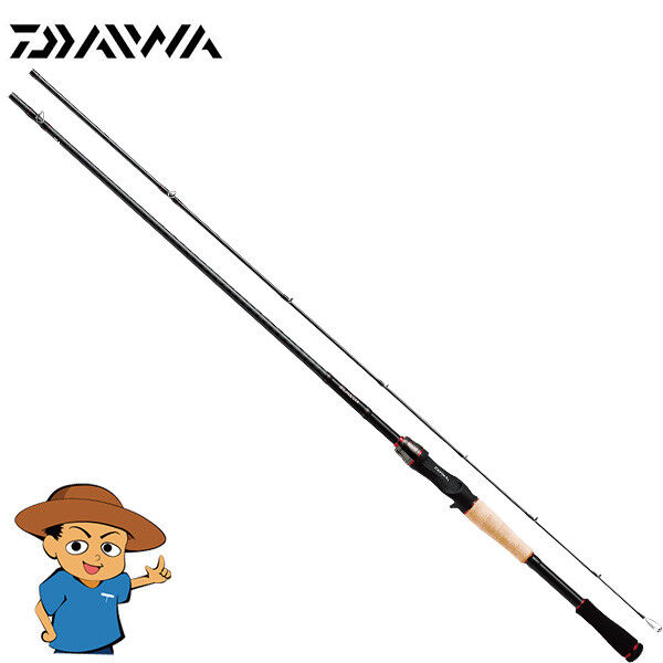 Daiwa BLAZON 672LB Light 6'7 bass fishing baitcasting rod 2018 brand new model