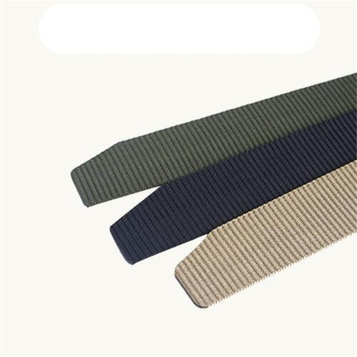Metallfreier enger Allergiegürtel aus Kunststoff ohne Eisen und Magnet DE