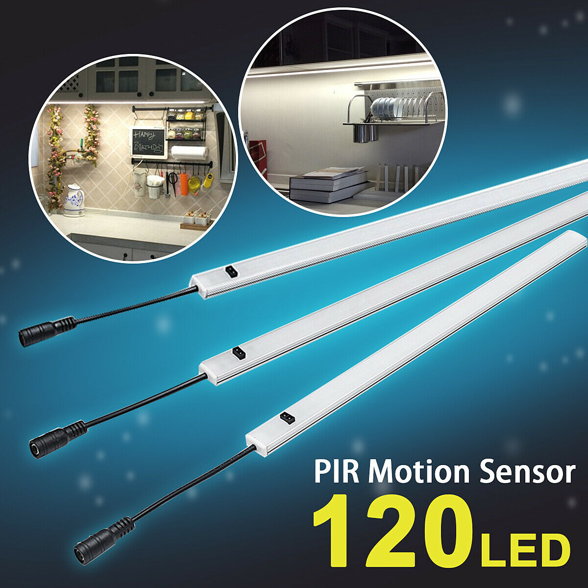 Hand Sensor Kitchen Cupboard Led Light Tiendamia Com