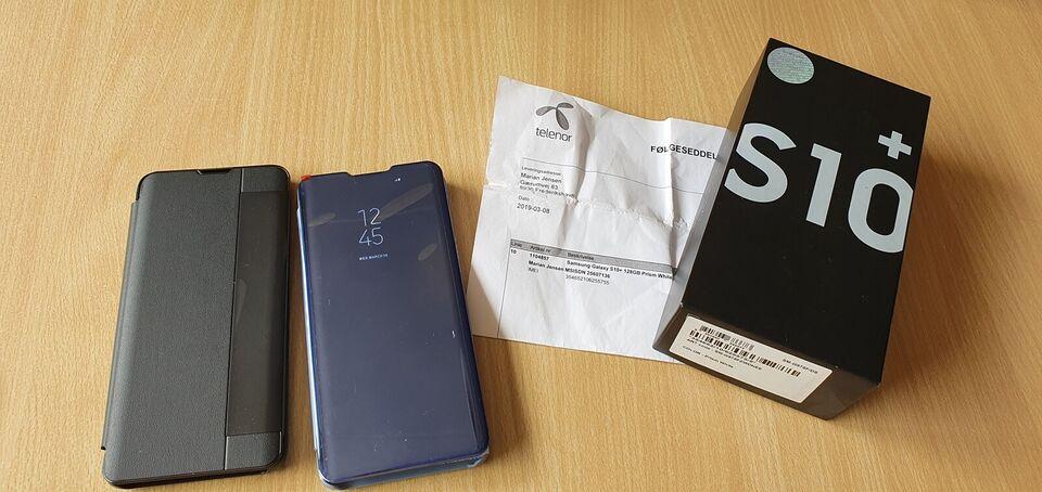 Samsung S10+, 128 , Perfekt