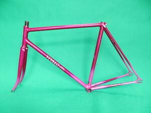 Vivalo-NJS-Approved-Keirin-Frame-Set-Track-Bike-Fixed-Gear-Pista-53cm