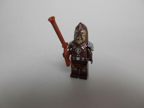 Lego® Star Wars Minifigur Chief Tarfful mit Waffe aus Set 75043 Neu