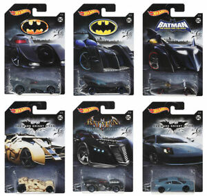 HOT-WHEELS-FKF36-2017-BATMAN-DC-Diecast-Auto-Set-Assortimento-1-64-6