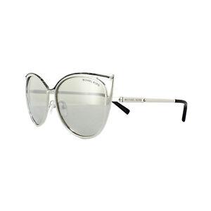 3141e439ceef Michael Kors Sunglasses Ina 1020 1166/6G Silver Silver Mirror | eBay