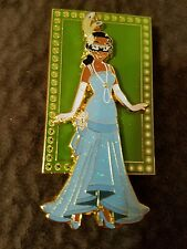 Disney Mardi Gras Fantasy pin: Tiana 'Bayou Temptress' LE50 Gorgeous! (TP&TF)