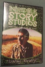 Incredible Story Studios - Vol. 2 (DVD, 2006) - Brand New