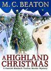 A Highland Christmas by M. C. Beaton (Hardback, 2009)