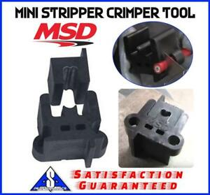 MSD-3503-Mini-Spark-Plug-Wire-Crimping-Stripper-Tool