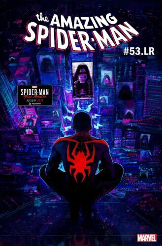 AMAZING SPIDERMAN 53.LR vol 5 1:10 MILES MORALES RI VARIANT NM