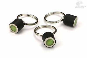 Atomlight-Micro-DEL-Porte-cles-Lights-Mini-EDC-Torche-Lampe-de-Poche-Chaine-Fob-UK-made