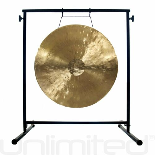 """20/"""" to 26/"""" Gongs on the Fruity Buddha Gong Stand"""