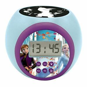 Lexibook-Frozen-Projecteur-Reveil-amp-Snooze-Calendrier-Radio-Temperature-disney