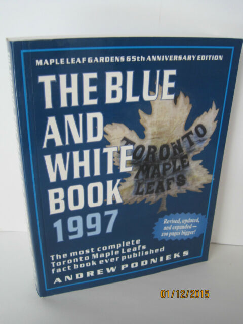 The Blue and White Book 1997 by Andrew Podnieks