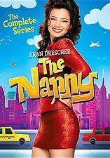 NANNY: THE COMPLETE SERIES (Fran Drescher) - DVD - Region 1 Sealed