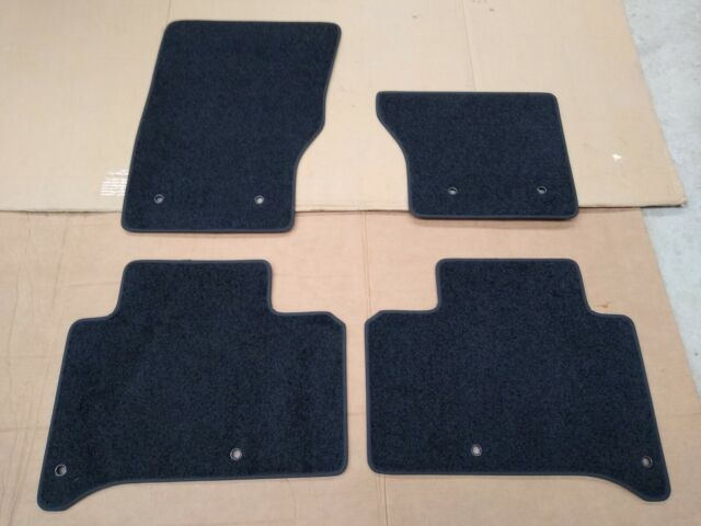 For Range Rover Sport 2014 L494 Fully Tailored 4 Piece Rubber Car Mat Set