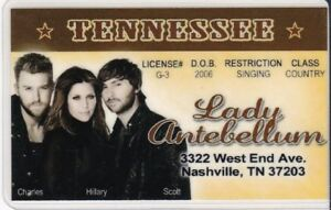 Country-Music-Drivers-License-fun-fake-i-d-card-Nashville-TN-Tenneessee