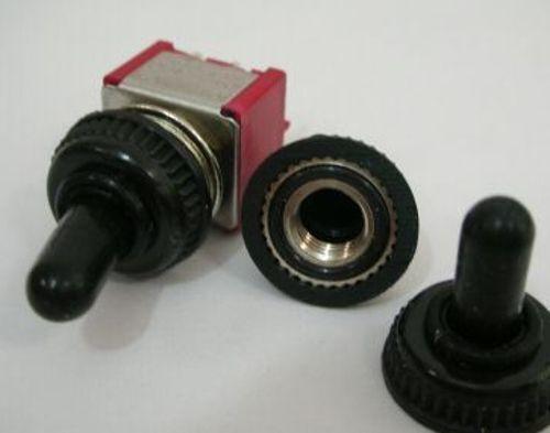 3 Miniature Mini Toggle Switch Waterproof Cover/Cap,31s