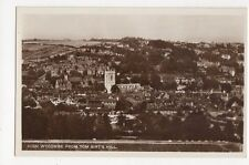 High Wycombe From Tom Birts Hill RP Postcard 205a