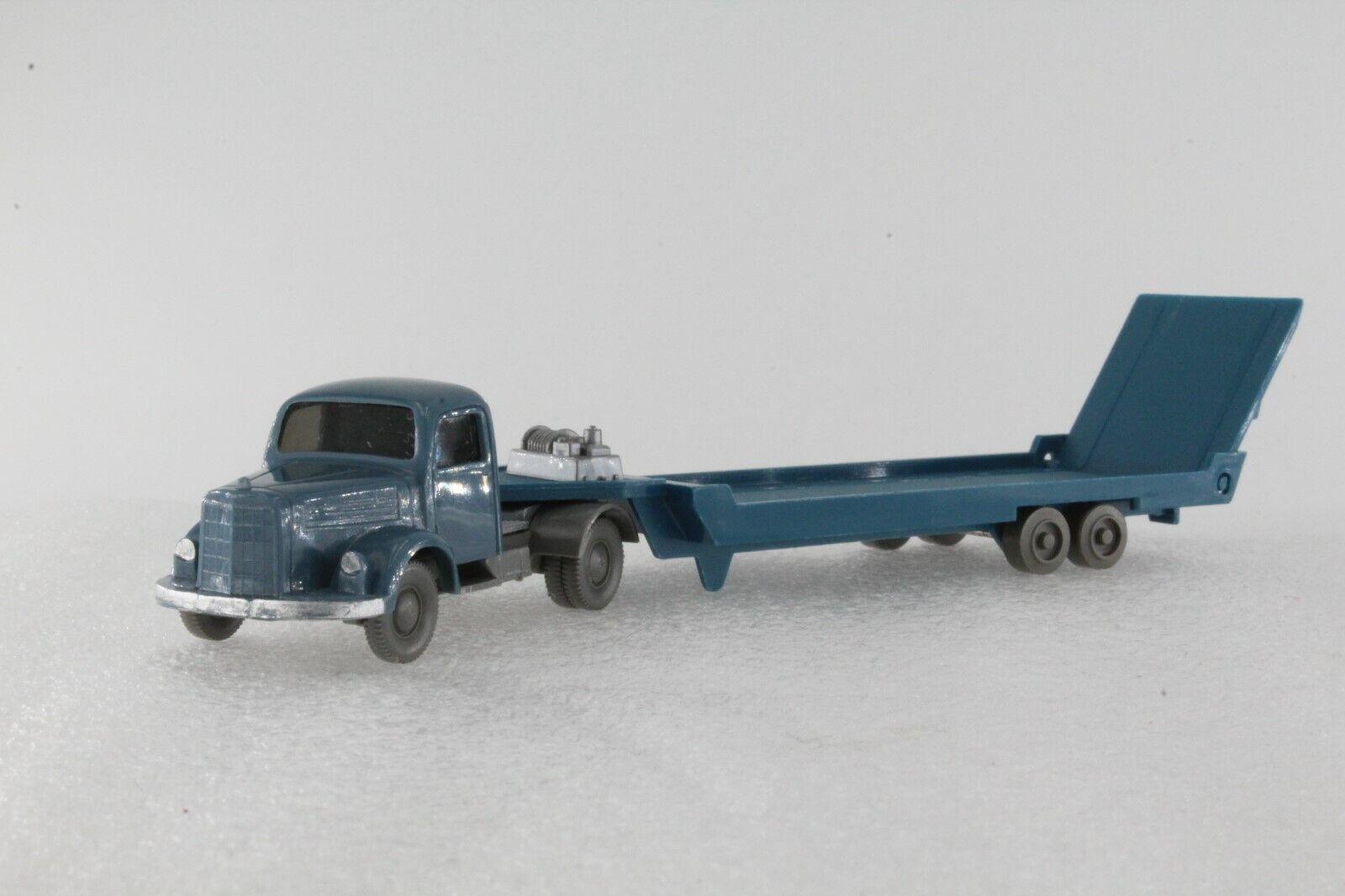 A.S.S WIKING ALT LKW MERCEDES MB 3500 TIEFLADER 1961 GK 490 6 CS 719 1B  RMG