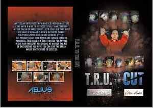 TRU To The Cut Barbershop DVD