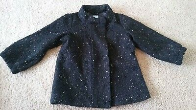 3 Yrs Relieving Heat And Sunstroke New Have An Inquiring Mind Toddler Girl's Babygap Dress Coat