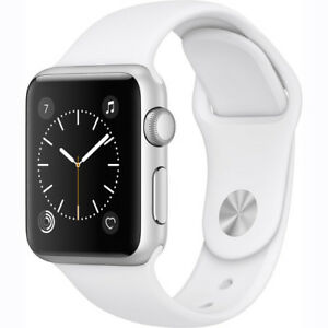 Apple-Watch-Gen-2-Series-1-38mm-Silver-Aluminum-White-Sport-Band-MNNG2LL-A