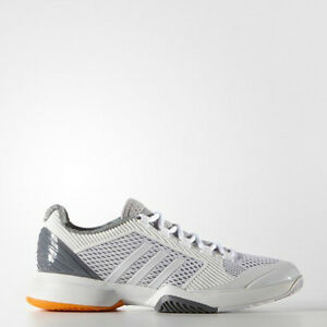 premium selection f3eae 7f259 Image is loading Adidas-S78494-Women-Stella-McCartney-aSMC-barricade-Tennis-