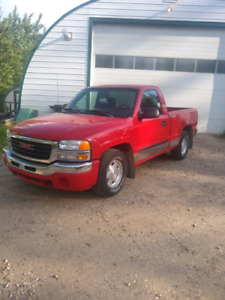 2004 GMC Sierra Regular Cab Short Box