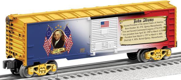 Lionel  25931  255932  2933 4 Presidenter som tillverkar godsvagnar i USA