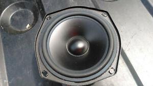 JL-Audio-XR525-CW-Single-5-25-034-Component-Midrange-Car-Speaker-WORKING-EXCELLENT